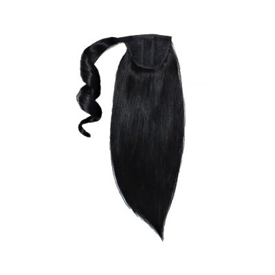 BPhair Ponytail Extension Black